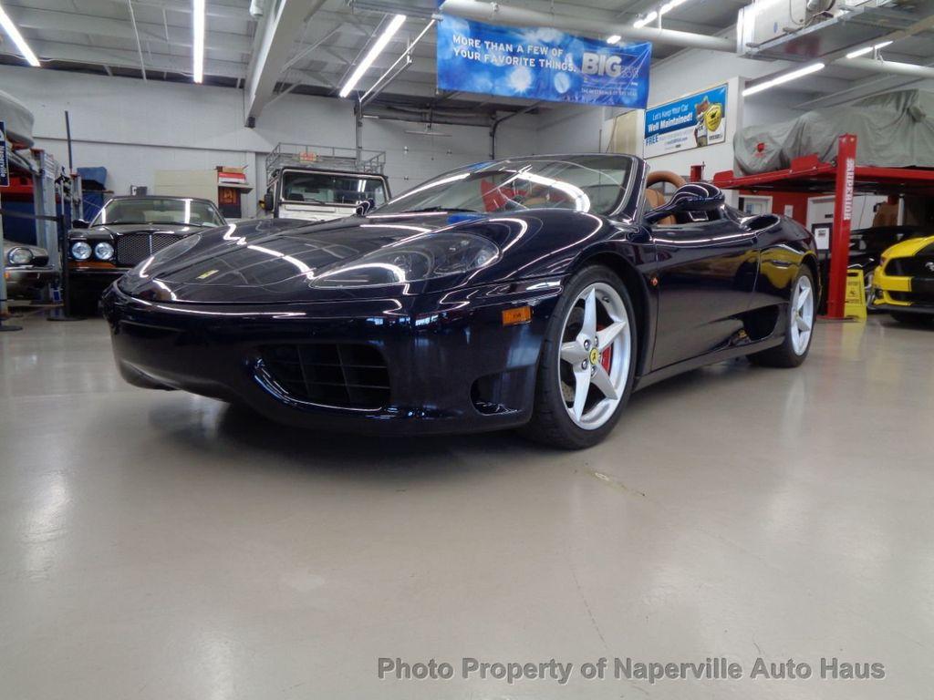 2003 Ferrari 360 2dr Convertible Spider - 18300957 - 5