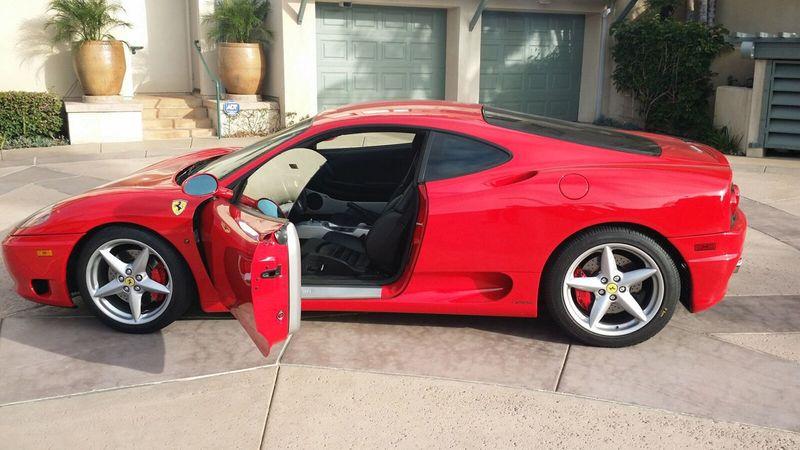 2003 Ferrari 360 360 MODENA COUPE - 17148573 - 13