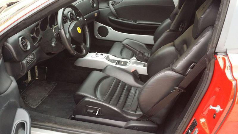 2003 Ferrari 360 360 MODENA COUPE - 17148573 - 18