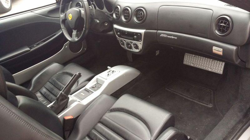2003 Ferrari 360 360 MODENA COUPE - 17148573 - 21