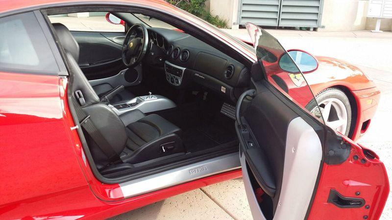 2003 Ferrari 360 360 MODENA COUPE - 17148573 - 22