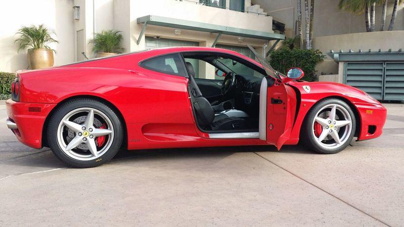2003 Ferrari 360 360 MODENA COUPE - 17148573 - 24