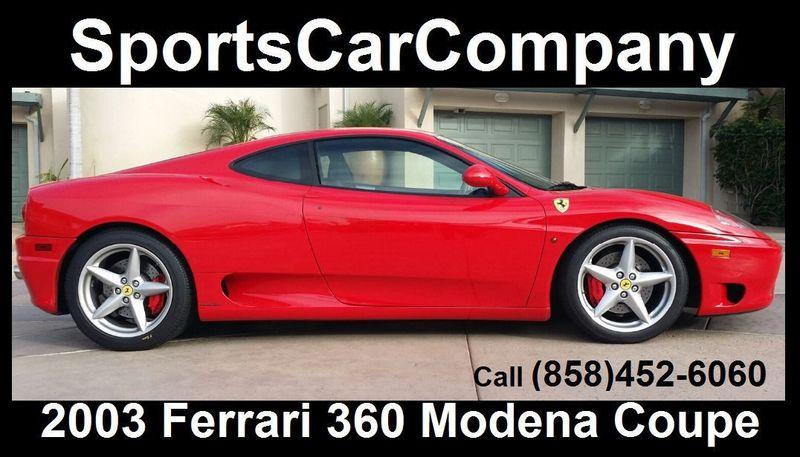 2003 Ferrari 360 360 MODENA COUPE - 17148573 - 2
