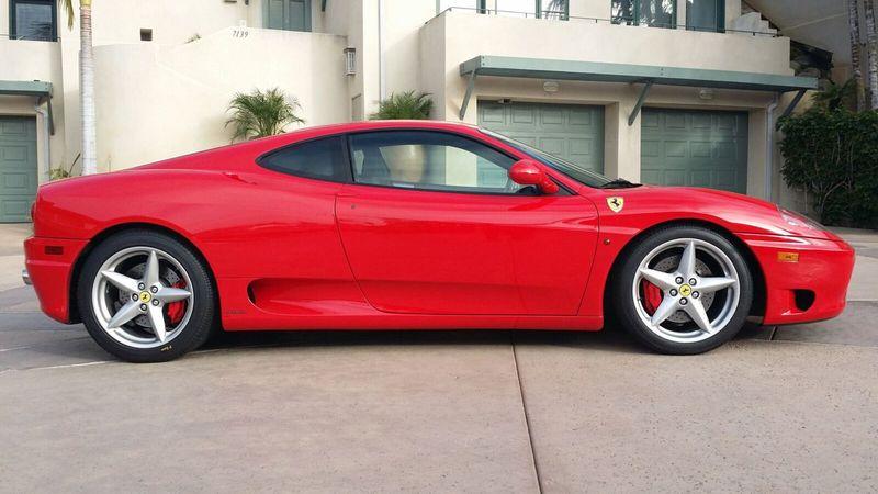 2003 Ferrari 360 360 MODENA COUPE - 17148573 - 29