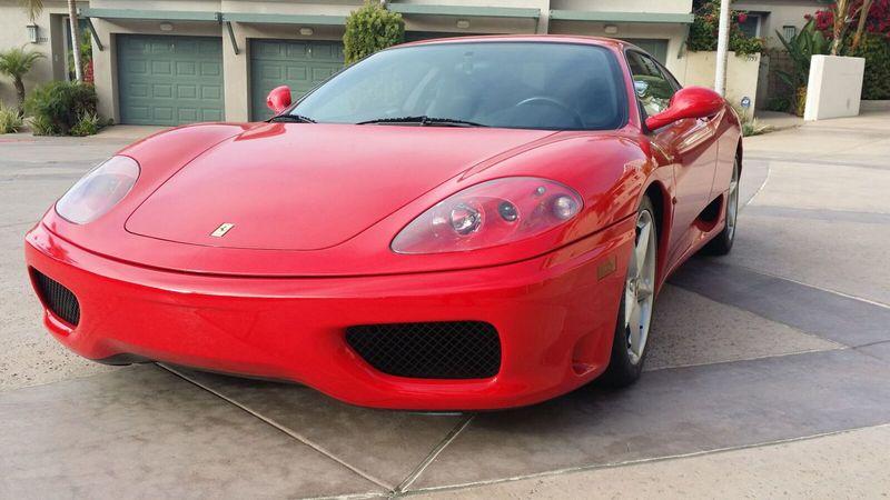 2003 Ferrari 360 360 MODENA COUPE - 17148573 - 3
