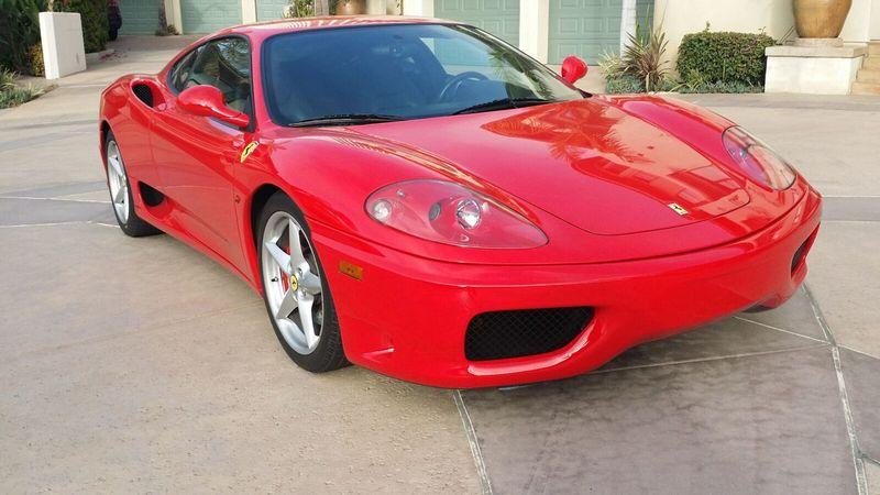 2003 Ferrari 360 360 MODENA COUPE - 17148573 - 5