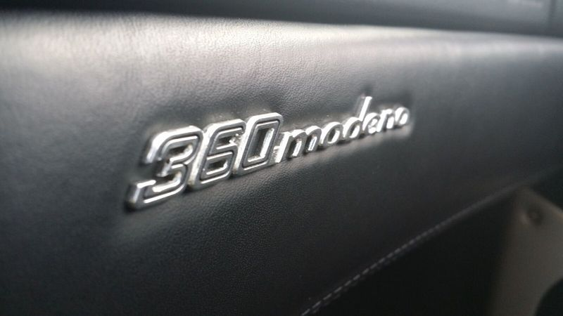 2003 Ferrari 360 360 MODENA COUPE - 17148573 - 8