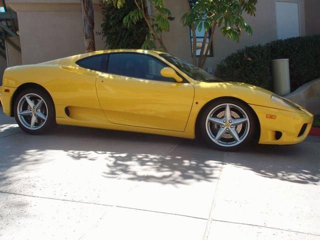 2003 Used Ferrari 360 Modena At Sports Car Company, Inc. Serving La Jolla,  IID 1541293