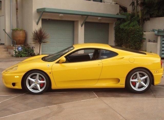 2003 used ferrari 360 modena at sports car company, inc. serving