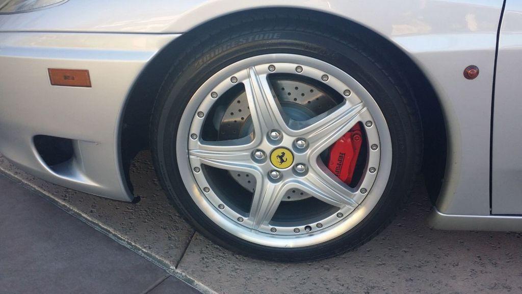 2003 Ferrari 360 SPIDER 6 SPEED 360 Spider 6 Speed Manual Transmission - 16885367 - 23