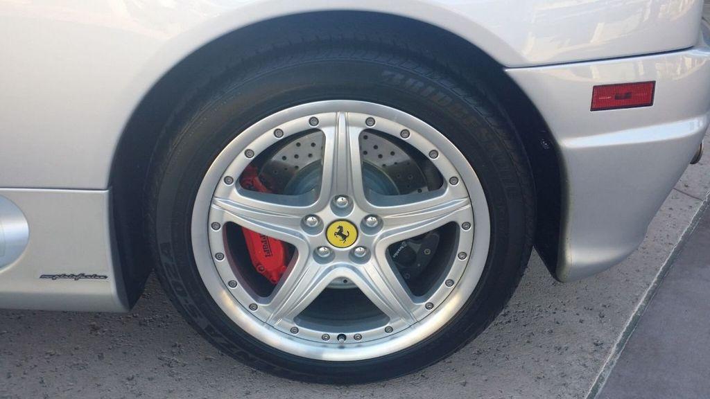 2003 Ferrari 360 SPIDER 6 SPEED 360 Spider 6 Speed Manual Transmission - 16885367 - 24