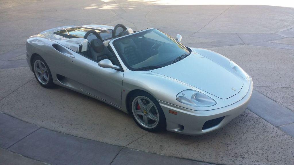 2003 Ferrari 360 SPIDER 6 SPEED 360 Spider 6 Speed Manual Transmission - 16885367 - 26