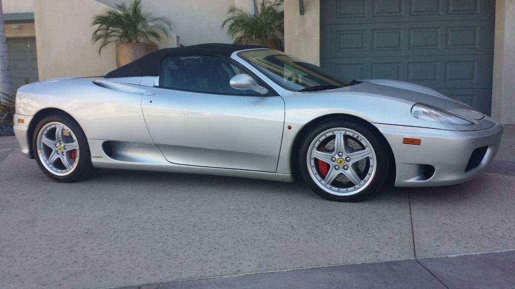 2003 Ferrari 360 SPIDER 6 SPEED 360 Spider 6 Speed Manual Transmission - 16885367 - 45
