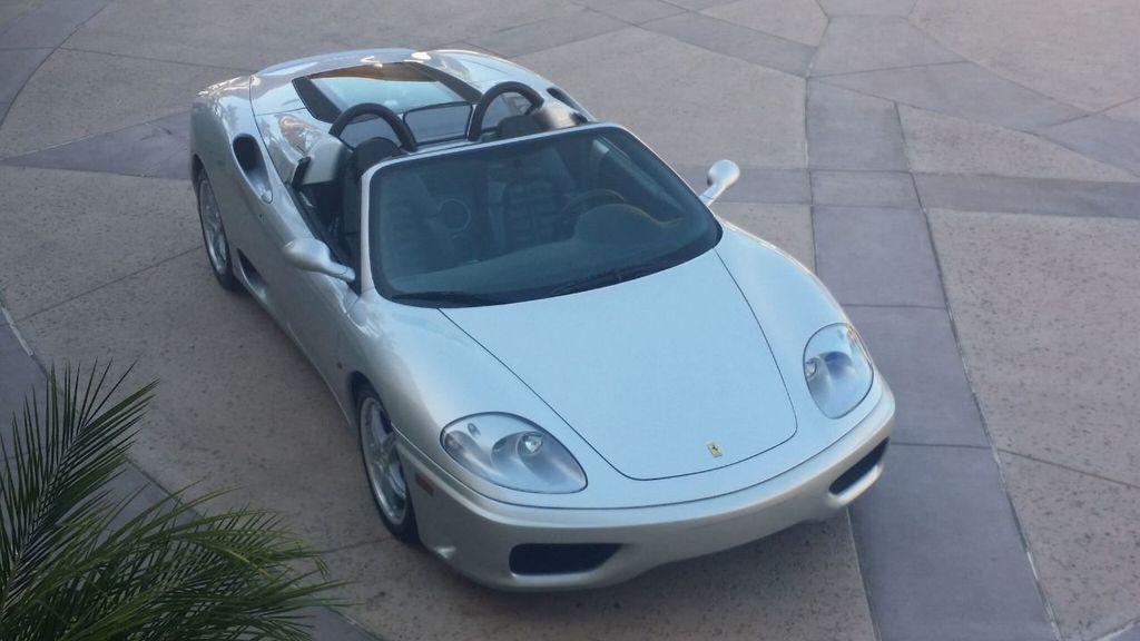2003 Ferrari 360 SPIDER 6 SPEED 360 Spider 6 Speed Manual Transmission - 16885367 - 47