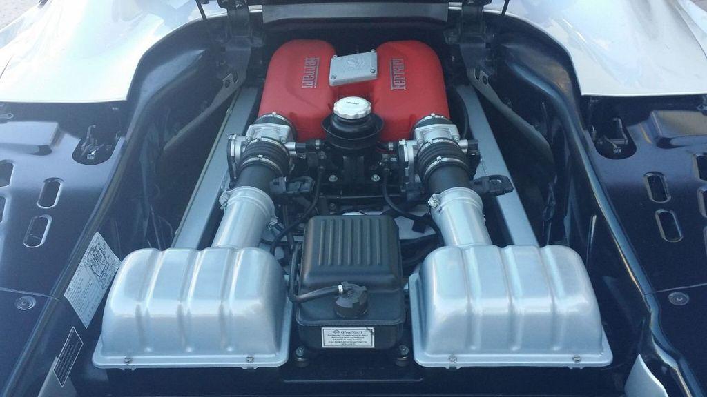 2003 Ferrari 360 SPIDER 6 SPEED 360 Spider 6 Speed Manual Transmission - 16885367 - 48