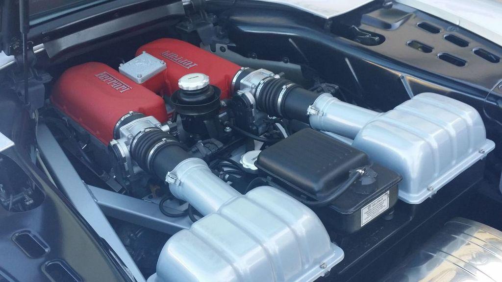 2003 Ferrari 360 SPIDER 6 SPEED 360 Spider 6 Speed Manual Transmission - 16885367 - 49