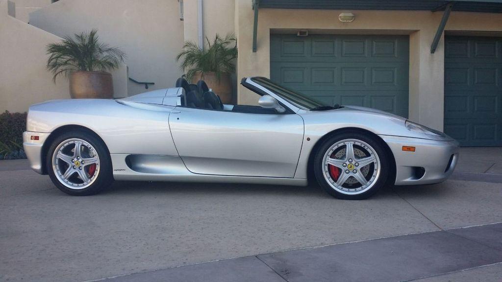 2003 Ferrari 360 SPIDER 6 SPEED 360 Spider 6 Speed Manual Transmission - 16885367 - 52