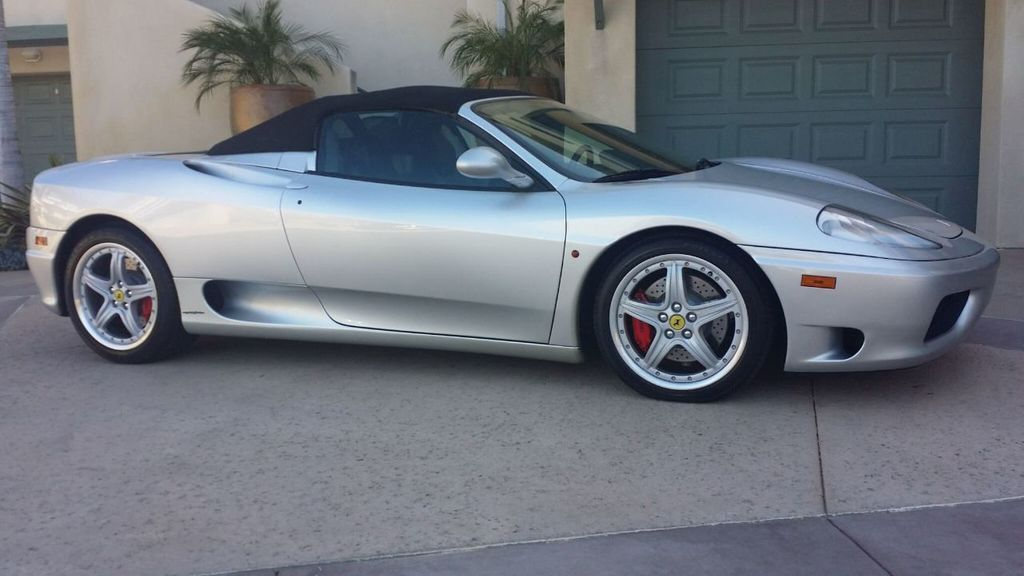 2003 Ferrari 360 SPIDER 6 SPEED 360 Spider 6 Speed Manual Transmission - 16885367 - 54