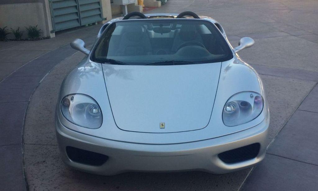 2003 Ferrari 360 SPIDER 6 SPEED 360 Spider 6 Speed Manual Transmission - 16885367 - 6