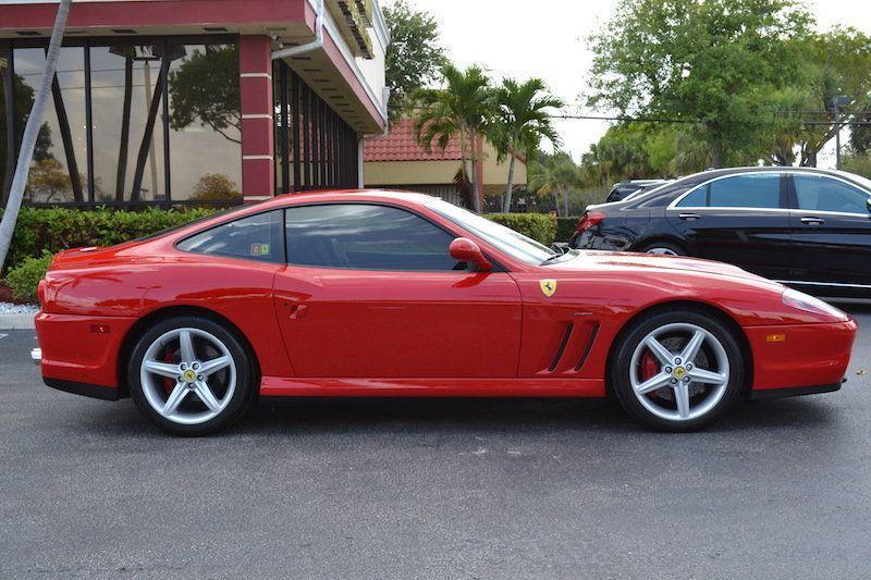 2003 Ferrari 575M Maranello Maranello - 17065910 - 9