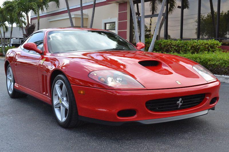 2003 Ferrari 575M Maranello Maranello - 17065910 - 10