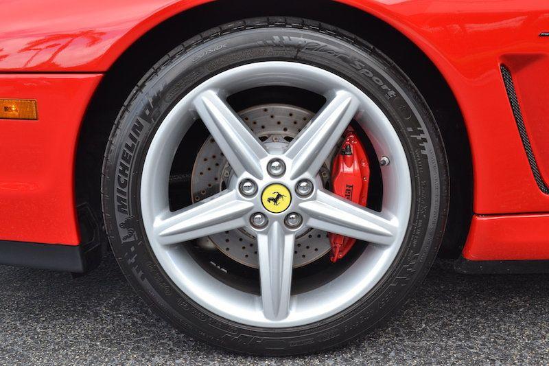 2003 Ferrari 575M Maranello Maranello - 17065910 - 12