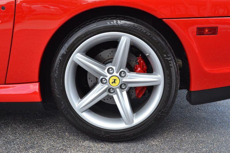 2003 Ferrari 575M Maranello Maranello - 17065910 - 13