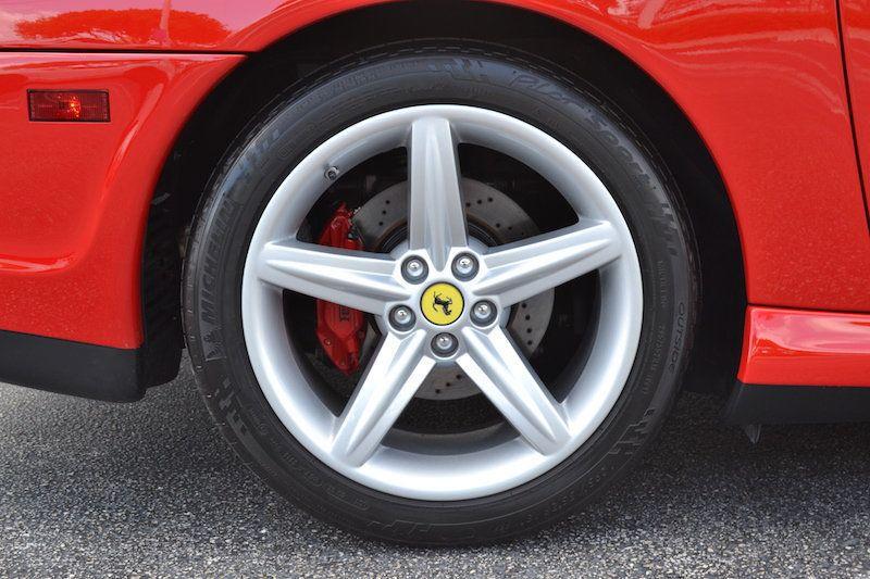 2003 Ferrari 575M Maranello Maranello - 17065910 - 14