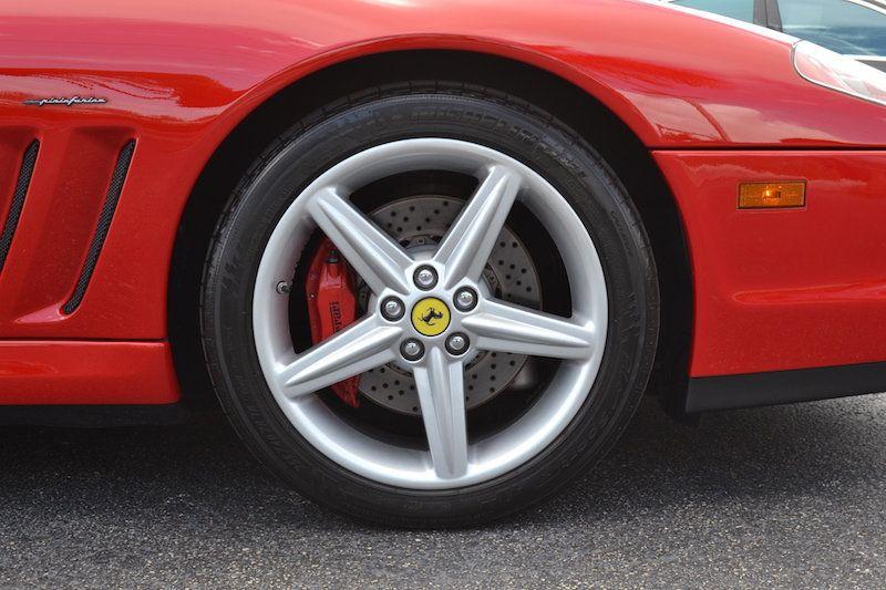 2003 Ferrari 575M Maranello Maranello - 17065910 - 15