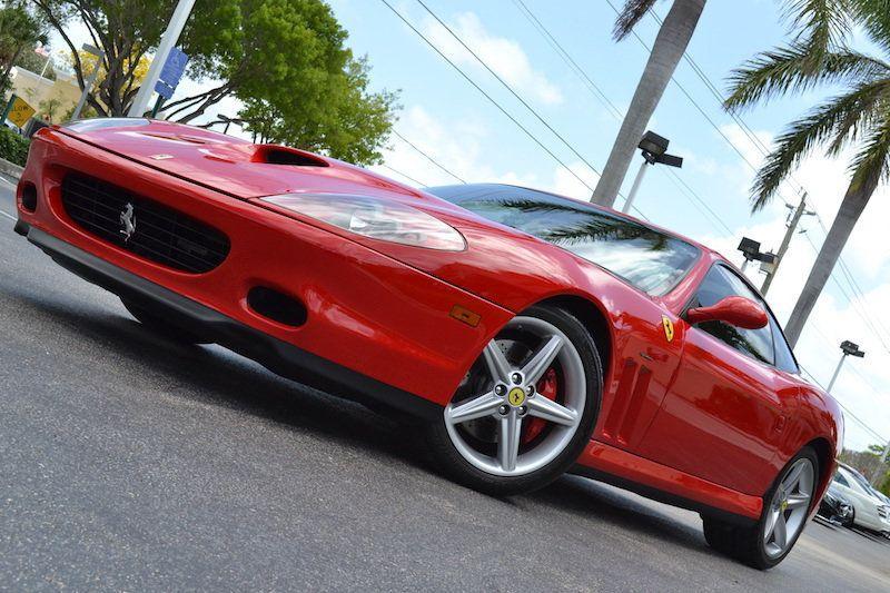 2003 Ferrari 575M Maranello Maranello - 17065910 - 1