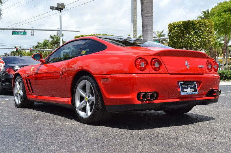 2003 Ferrari 575M Maranello Maranello - 17065910 - 4