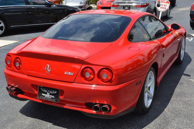 2003 Ferrari 575M Maranello Maranello - 17065910 - 7