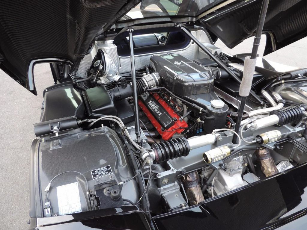 2003 Ferrari Enzo Base Trim - 11576417 - 3