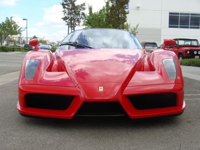 2003 Ferrari Enzo Coupe Zffcw56a830134950 1