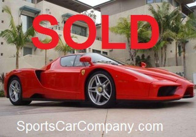 2003 Ferrari Enzo Extraordinary SuperCar