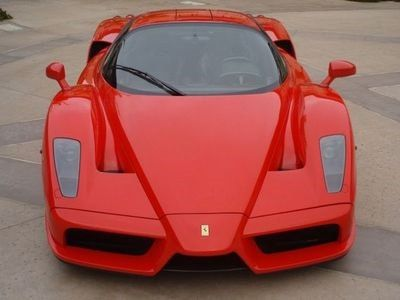 2003 Ferrari Enzo Extraordinary SuperCar - Click to see full-size photo viewer