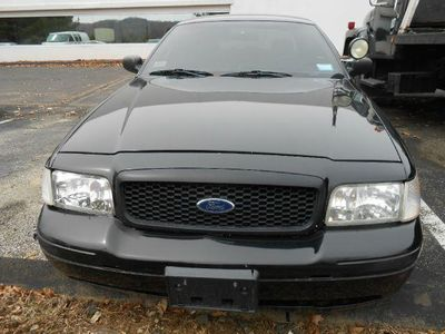 2003 Ford Crown Victoria Police Interceptor - Click to see full-size photo viewer