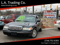 2003 Ford Crown Victoria - 2FAHP71WX3X184918
