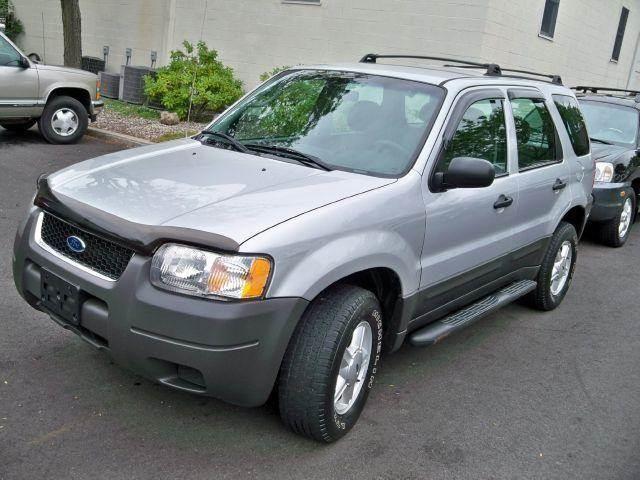 "2003 Ford Escape 4dr 103"" WB XLS 4WD Popular"