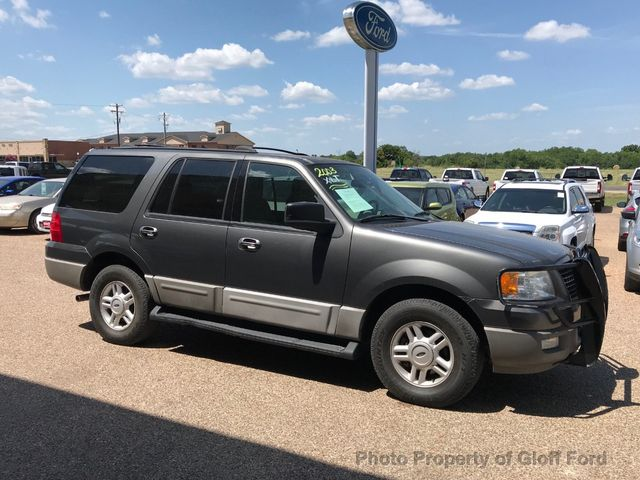 2003 ford expedition 5.4l xlt popular 4wd suv for sale clifton, tx
