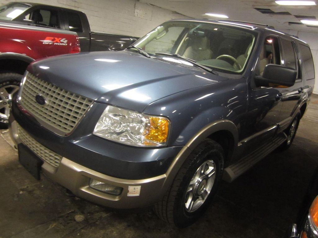 2003 used ford expedition eddie bauer 4x4 5 4l at. Black Bedroom Furniture Sets. Home Design Ideas