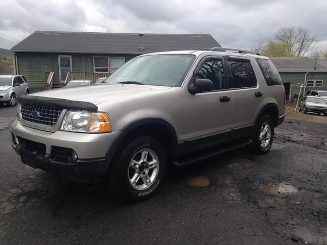 "Explorer Sport For Sale >> 2003 Used Ford Explorer 4dr 114"" WB 4.0L XLT 4WD at Auto King Sales Inc. Serving Westchester ..."