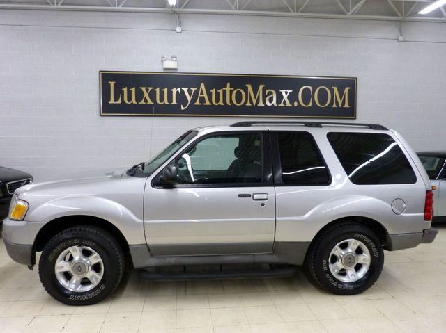 Used Ford Explorer Sport Dr WB WD XLT At Luxury - 2003 explorer