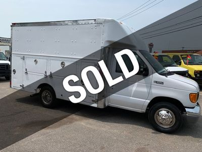2003 Ford E-350 CUTAWAY 12 FOOT  SERVICE