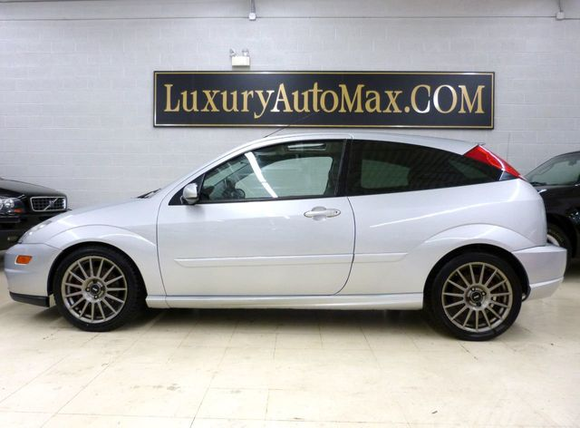 2003 Used Ford Focus 3dr Coupe Svt At Luxury Automax Serving