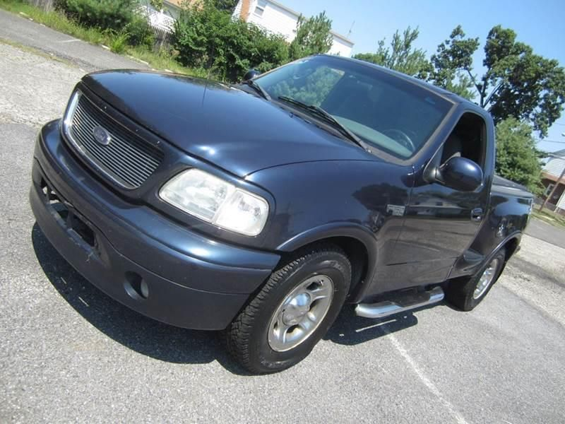 2003 Used Ford F-150 FLARESIDE / STX / at Contact Us Serving