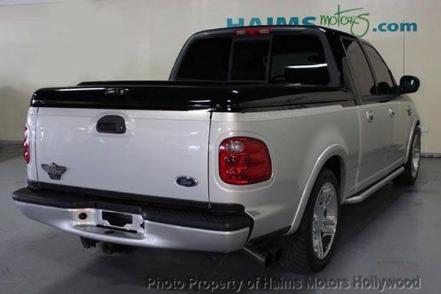 Used All Wheel Drive Cars >> 2003 Used Ford F-150 Harley Davidson at Haims Motors Serving Fort Lauderdale, Hollywood, Miami ...
