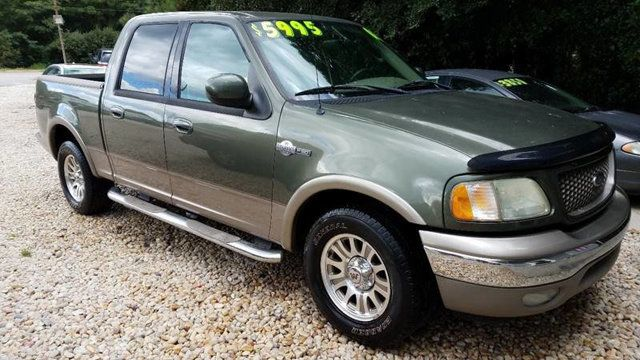 2003 Ford F150 For Sale >> 2003 Ford F 150 Supercrew 139 King Ranch Truck Crew Cab Short Bed For Sale Florence Sc 6 995 Motorcar Com