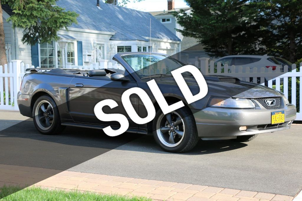 2003 Used Ford Mustang 2dr Convertible Premium at WeBe Autos Serving Long  Island, NY, IID 17659203