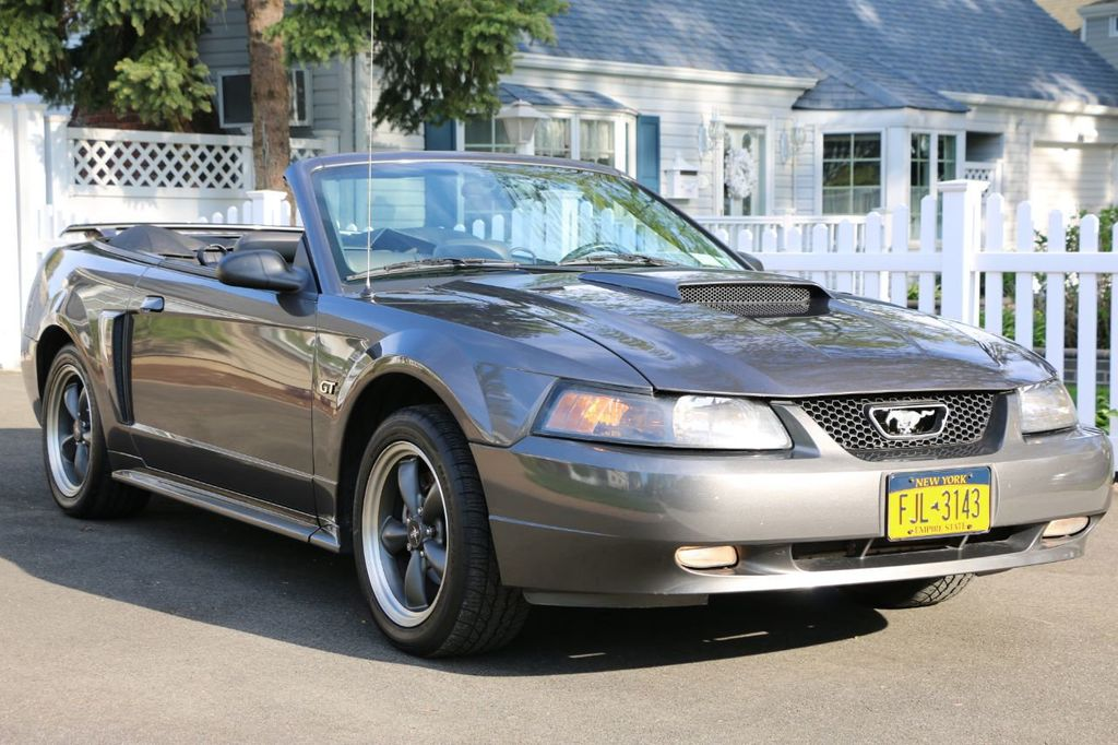 2003 Ford Mustang 2dr Convertible Premium - 17659203 - 10